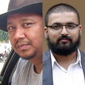 Prajjwal Kr. Dahal & Umesh Thapa